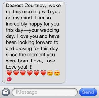 dad text