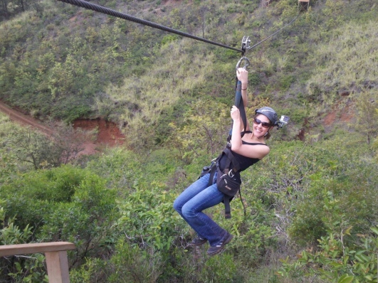 Skyline Ka'anapali Zipline Photos