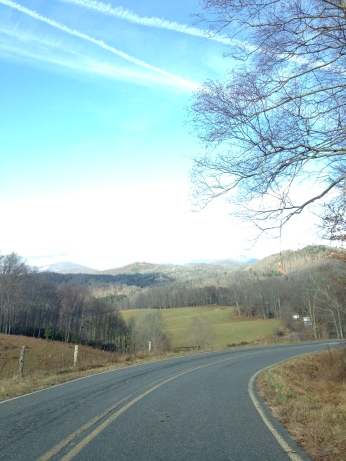 Countryside in the mountains, my faovorite